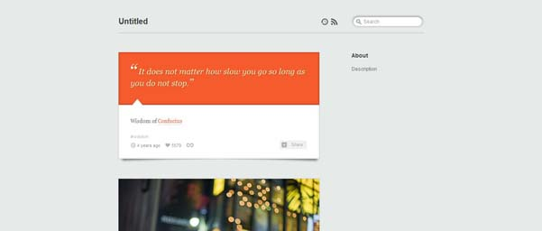 Effector+Theme The Best Free Tumblr Themes