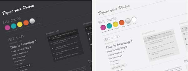 80+ Free PSD Web UI Elements For Download