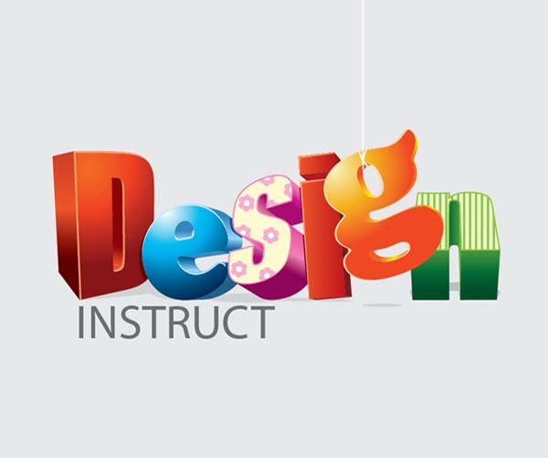 Create+an+Assortment+of+3D+Text+in+Adobe+Illustrator Fresh Photoshop & Illustrator Tutorials from January 2011