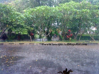 it is a big rain