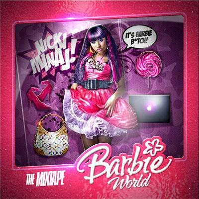 nicki minaj barbie chain. nicki minaj barbies back. know
