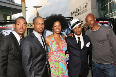 Wayans Family Mother And Father Are in the wayans family?