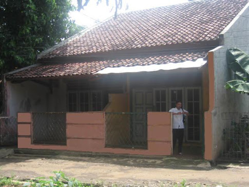 Jual Rumah Kontrakan 2 Pintu