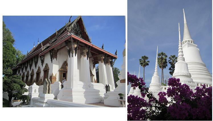 Jebbe vieraalla maalla: Voittamaton kaupunki Ayutthaya