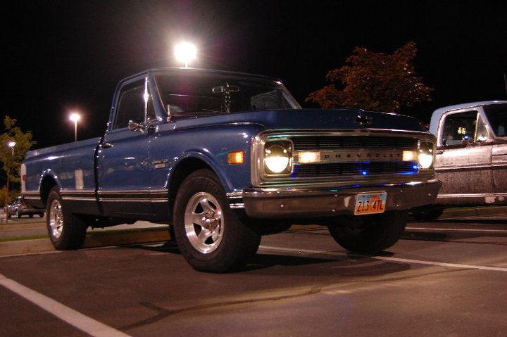 1970 Chevrolet C10 Pickup w/350 Chev Small Block