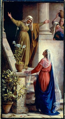 The Visitation of Mary to Elizabeth, Visitation of Mary, The Visitation