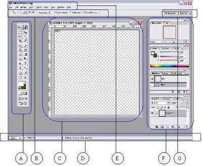 Contoh Karya Adobe Photoshop