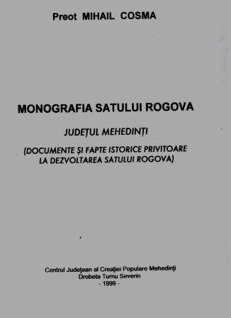 Monografia Comunei Rogova