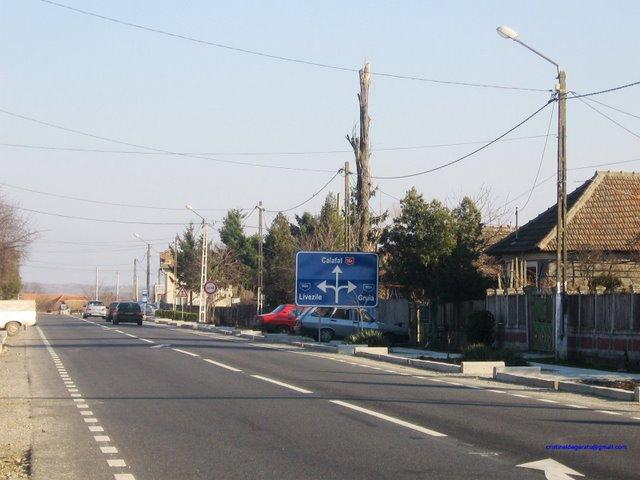 Strada principala (DN 56A)