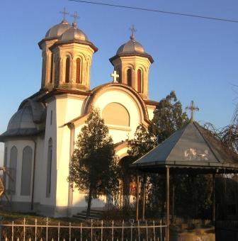 Biserica Ortodoxa Romana din Rogova