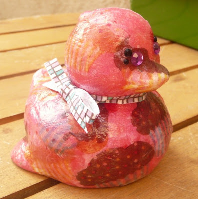 Carmen Wing - Whoopidooings - Altered Rubber Duck