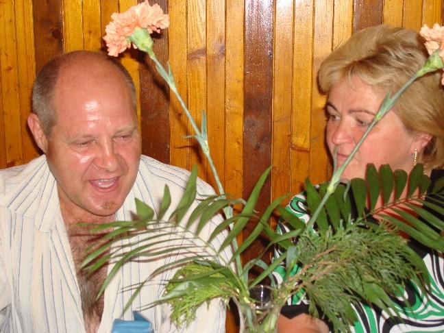 Két szál virág