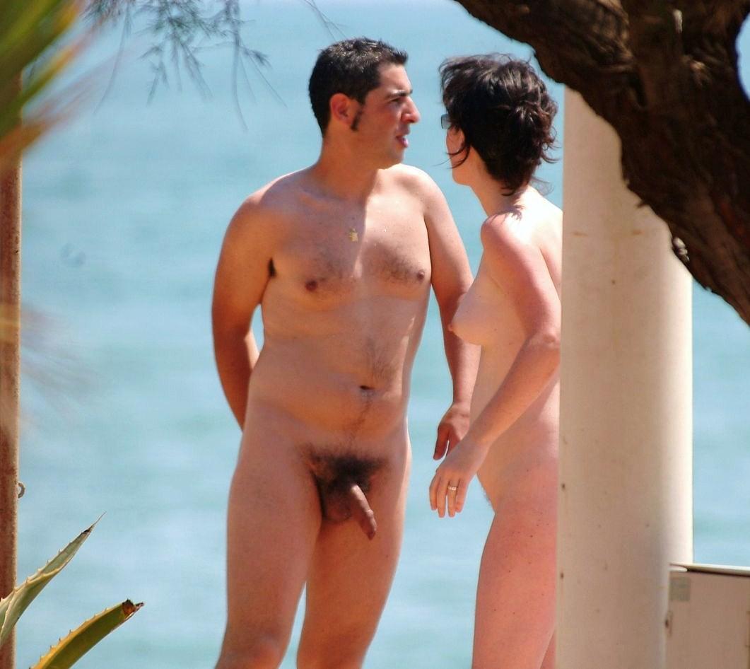 male couples Nude female