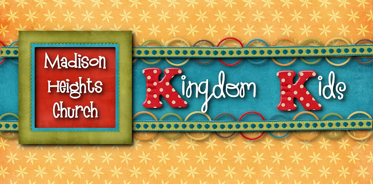 Madison Heights Children's Ministry