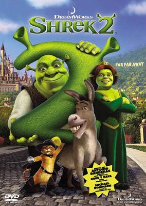 Pemain Shrek 2