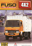 FUSO TURBO INTERCOLLER 4X2