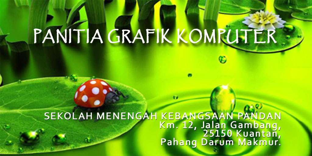 PANITIA GRAFIK KOMPUTER