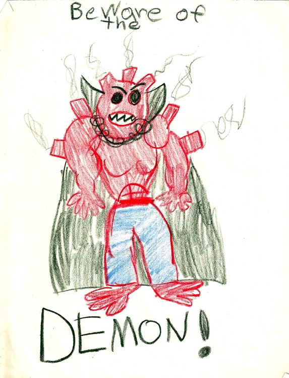 The Demon Lo