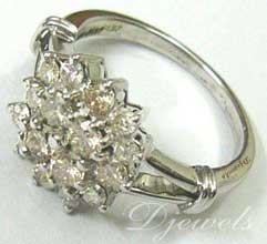 Diamond Engagement Ring, Diamond Jewelry