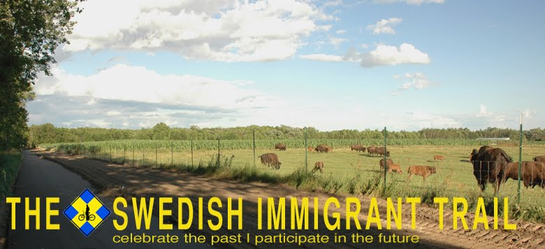 The Swedish Immigrant Trail