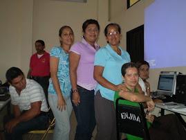 Participantes de la Maestría