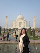 Finally made it to the Taj Mahal