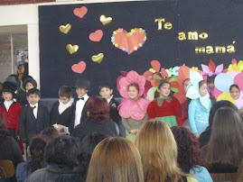 Acto del día de la madre 2009