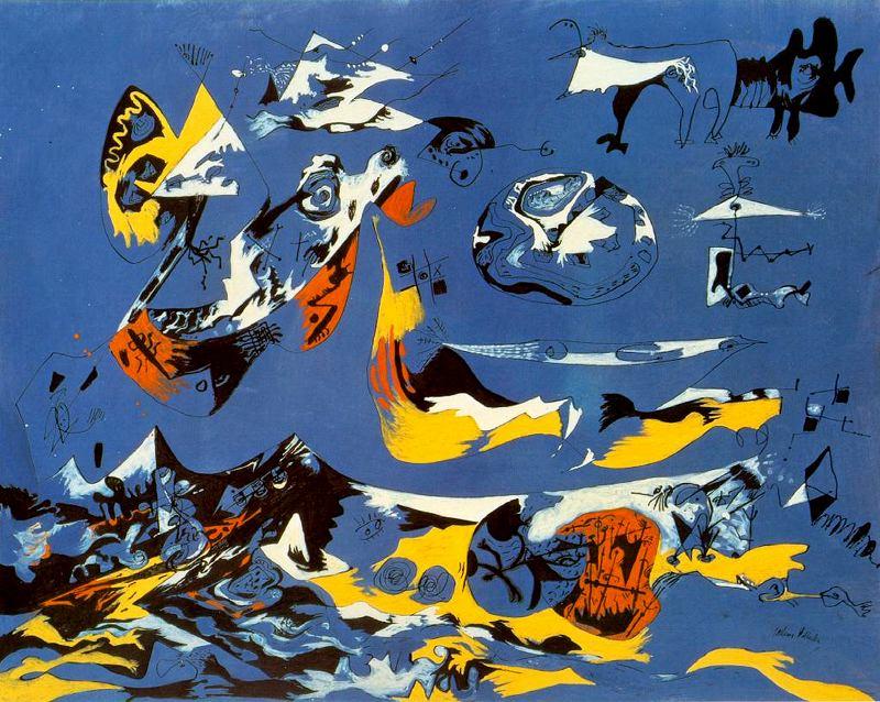 Expresionismo Abstracto Autores Expresionismo Abstracto