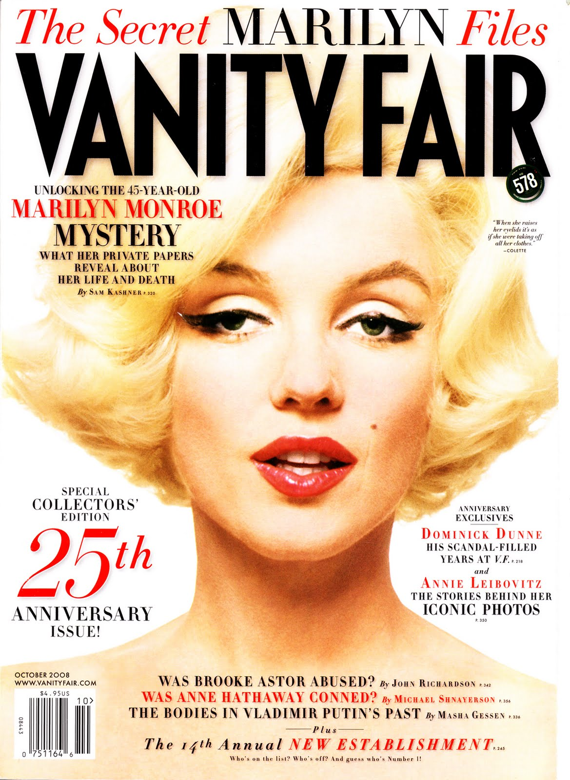 vintage vanity fair magazine covers
