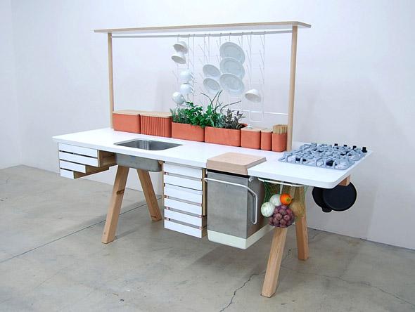 Joart flores cozinha sustent vel for Smart furniture and decor