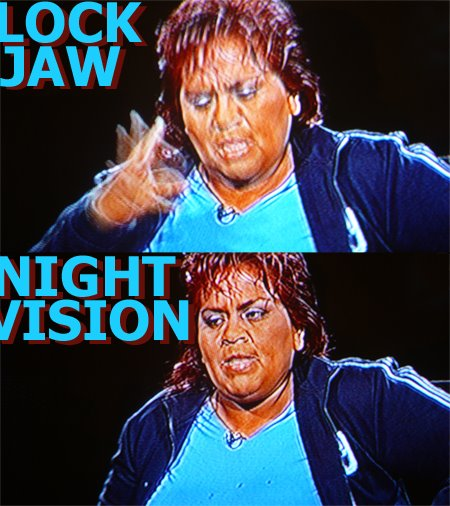 lock jaw night vision