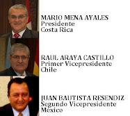 CONSEJO DIRECTIVO 2009 - 2010