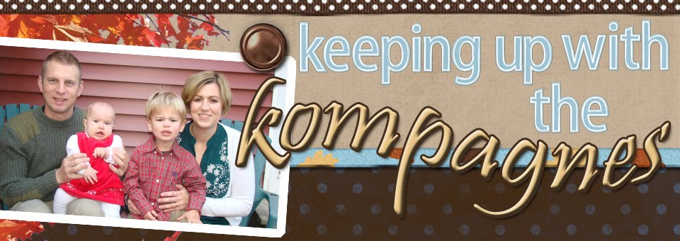 Keeping up with the Kompagnes