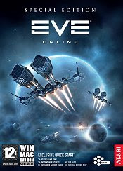 "The EVE Online box will include all nine previously released expansions plus the forthcoming tenth expansion entitled EVE Online: Apocrypha which introduces numerous new features including unstable wormholes to explore and modular ships that pilots may tailor-build to suit their own specifications and needs. All subsequent expansions will be free of charge to all subscribers, continuing CCP's commitment to offer free updates and expansions to its subscribers at regular intervals. Breaking with tradition, the collection of extras will also include 60 days of free game time, a departure from the standard 30 days offered for most MMOGs, allowing players to sign up and get started without paying any subscription fees for the first 60 days of a new account. Alternatively, the included game time may be used to extend an existing subscription or be split into two 30-day codes known as ""Pilot License Extensions"" (PLEX) that can be sold to other players through the in-game market for in-game currency."