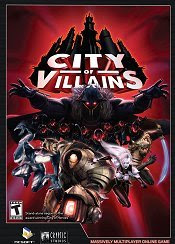 CITY OF VILLAINS MMORPG
