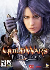 GUILD WARS: FACTIONS MMORPG