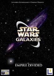 STAR WARS GALAXIES: AN EMPIRE DIVIDED MMORPG