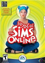 THE SIMS ONLINE MMORPG