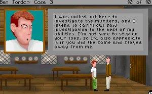Ben Jordan Case 3: The Sorceress of Smailholm free game
