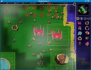 Globulation 2 free RTS game