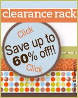 Clearance rack- Available online only