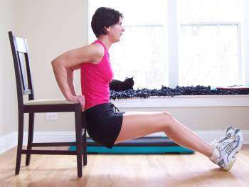 work out at home by personal trainer toronto