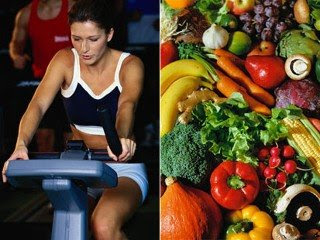 diet and exercise by toronto personal trainer