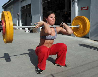 squat article by kaleena lawless