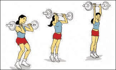 olympic lifts by kaleena lawless