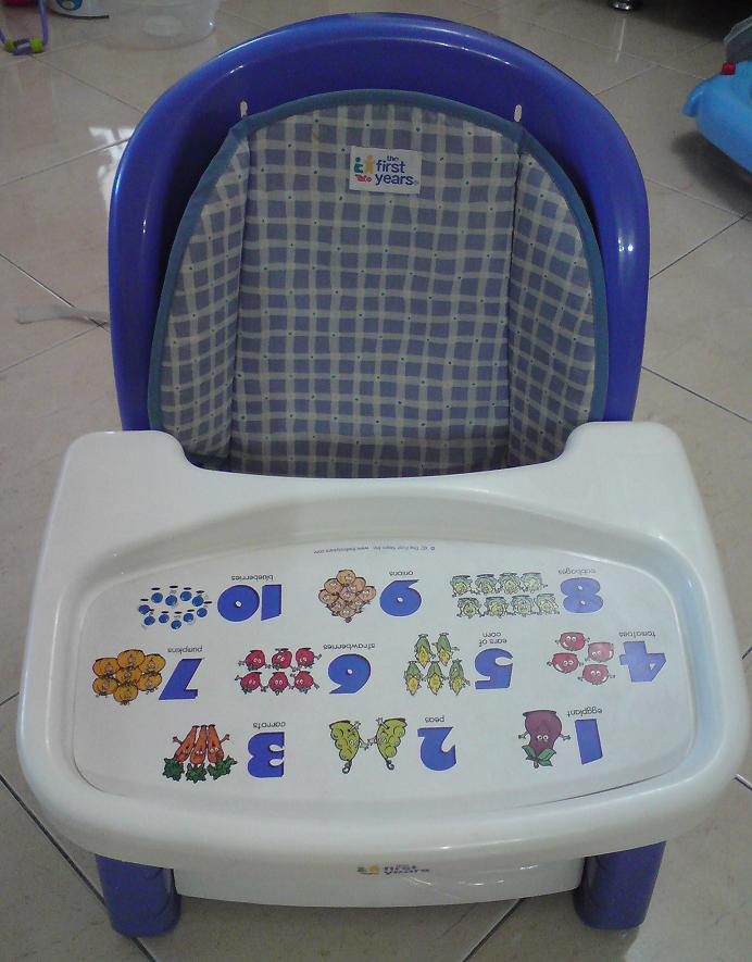 Used The First Years Reclining 3 Stage Feeding Seat & Ibu dan Anak - Hasfaz: Used The First Years Reclining 3 Stage ... islam-shia.org
