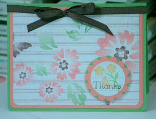 stampin up live your dream rubber stamp set