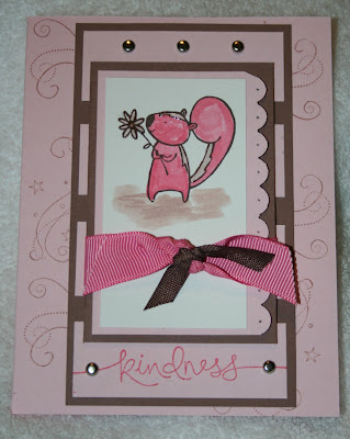pink skunk independence day swirls pun fun stamping stampin up airbornewife