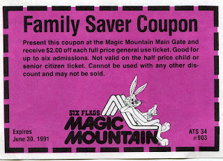 Today we offer you 6 Six Flags Magic Mountain Coupons and 38 deals to get the biggest discount. All coupons and promo codes are time limited. Grab the chance for a huge saving before it's gone. Apply the Six Flags Magic Mountain Coupon at check out to get the discount immediately.