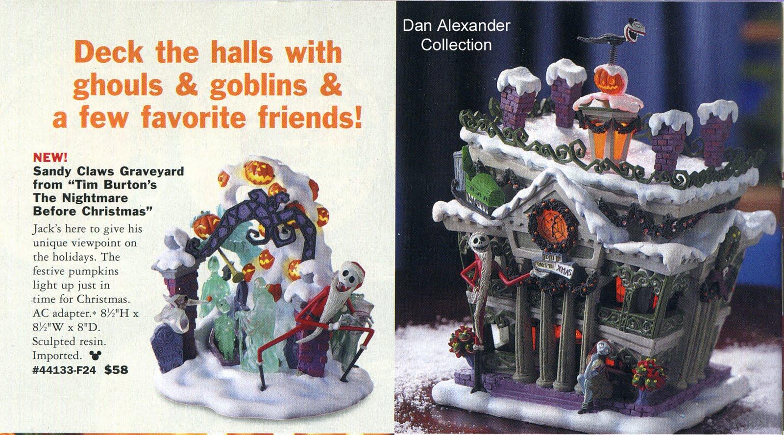 Dan Alexander Dizmentia: When Two Holidays Collide-Nightmare Before ...